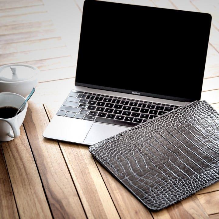 MacBook suojakotelo - Oranssi - Pintanahka